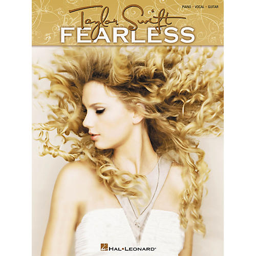 Hal Leonard Taylor Swift - Fearless Songbook for Piano, Vocal, and Guitar-thumbnail