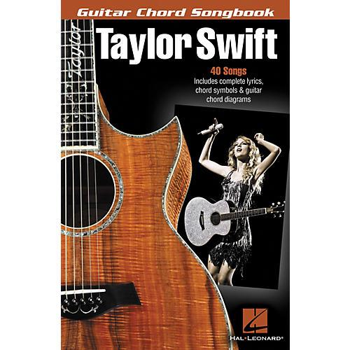 Hal Leonard Taylor Swift - Guitar Chord Songbook-thumbnail