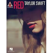 Hal Leonard Taylor Swift  Red Guitar Tablature Songbook
