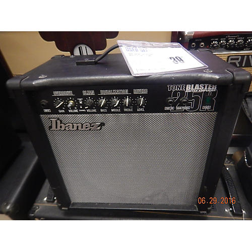 Ibanez Tb25r Tone Blaster Guitar Combo Amp