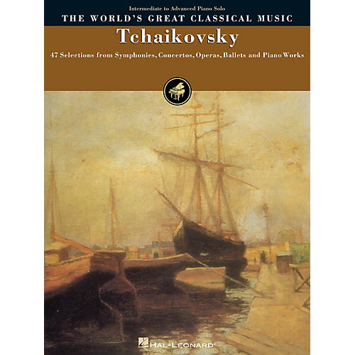 Hal Leonard Tchaikovsky World's Greatest Classical Music Series (Intermediate)