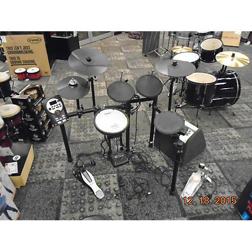 Roland Td-11 Electric Drum Set-thumbnail