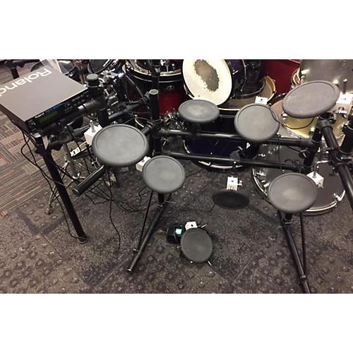 Roland Td-7 Electric Drum Set
