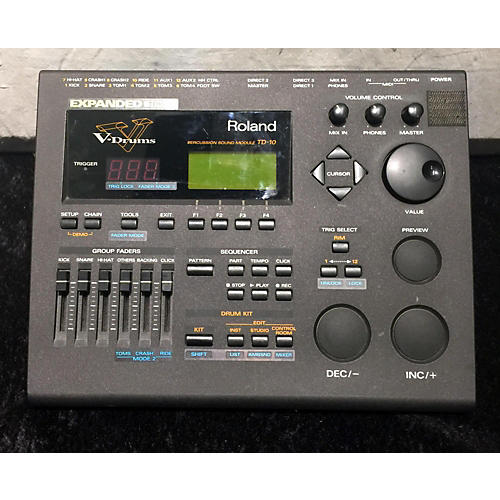 Roland Td10 Module Electric Drum Module-thumbnail