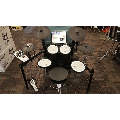 Roland Td15 Electric Drum Set-thumbnail