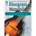 Music Sales Teach Yourself Bluegrass Mandolin (Book/CD)-thumbnail