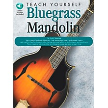 Music Sales Teach Yourself Bluegrass Mandolin (Book/CD)