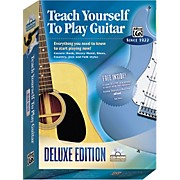 Teach Yourself To Play Guitar Deluxe Edition CD-ROM
