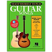 "Hal Leonard Teach Yourself To Play ""More Than Words"" & 9 More Acoustic Hits for Guitar"