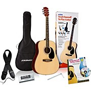 Alfred Teach Yourself to Play Acoustic Guitar Complete Starter Pack