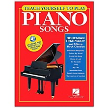 "Hal Leonard Teach Yourself to Play ""Bohemian Rhapsody"" & 9 More Rock Classics on Piano Book/Video/Audio"