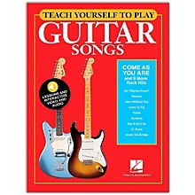 "Hal Leonard Teach Yourself to Play ""Come As You Are"" & 9 More Rock Hits for Guitar"