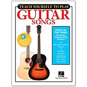 "Hal Leonard Teach Yourself to Play ""Dust In The Wind"" & 9 More Fingerpicking Classics for Guitar"