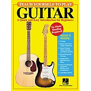 Teach Yourself to Play Guitar Book