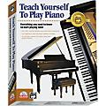 Clearance Alfred Teach Yourself to Play Piano CD-ROM