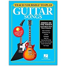 "Hal Leonard Teach Yourself to Play ""Smoke On The Water"" And 9 More Hard Rock Classics for Guitar"