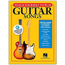 "Hal Leonard Teach Yourself to Play ""Sweet Home Alabama"" & 9 More Rock Classics for Guitar"