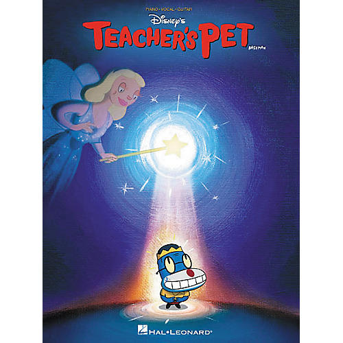 Hal Leonard Teacher's Pet Piano/Vocal/Guitar Songbook-thumbnail