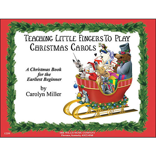 Willis Music Teaching Little Fingers To Play Christmas Carols-thumbnail