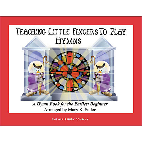 Willis Music Teaching Little Fingers To Play Hymns Earliest Beginner for Piano-thumbnail