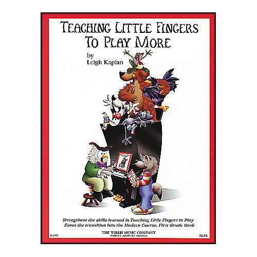 Willis Music Teaching Little Fingers To Play More