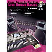Alfred Tech Start Live Sound Basics Book