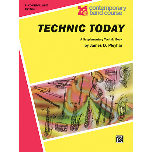 Alfred Technic Today Part 1 B-Flat Trumpet (Cornet)-thumbnail