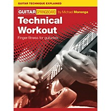 Boston Music Technical Workout Music Sales America Series Softcover Written by Michael Morenga