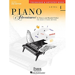 Faber Piano Adventures Technique and Artistry Level 4 Faber Piano Adventures ... by Faber Piano Adventures