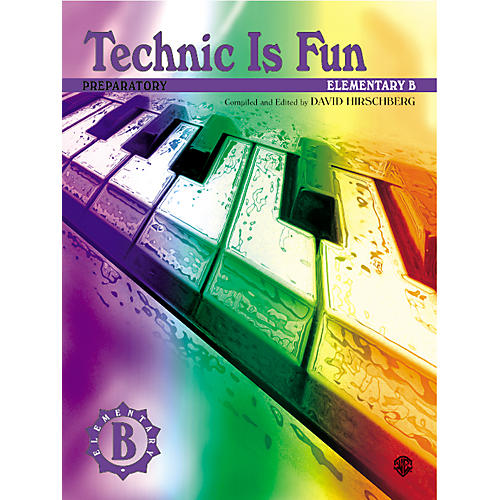 Alfred Technique Is Fun Elementary B (Preparatory)-thumbnail