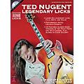 Cherry Lane Ted Nugent - Legendary Licks (Book/CD) thumbnail