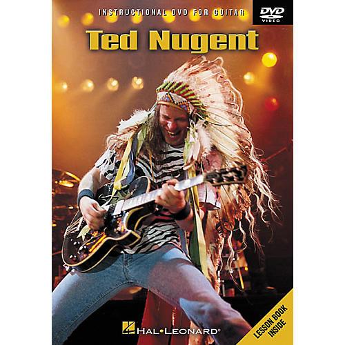 Hal Leonard Ted Nugent (DVD)