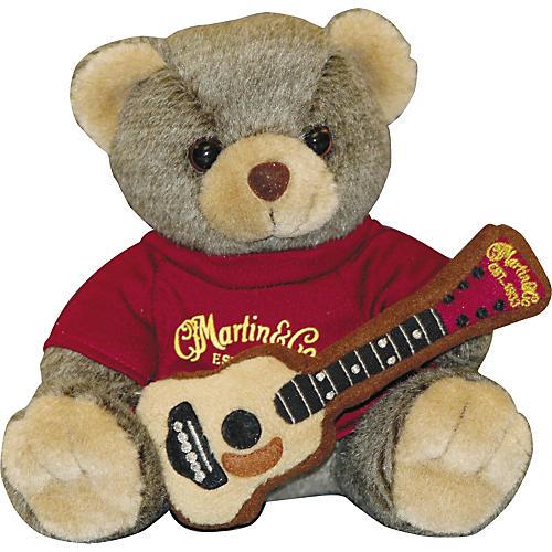 Martin Teddy Bear with Guitar-thumbnail