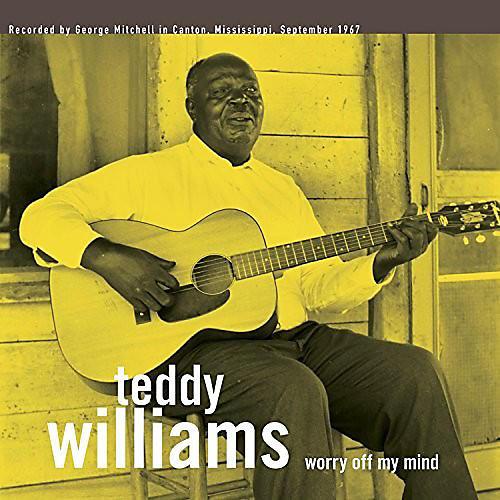 Alliance Teddy Williams - Worry Off My Mind