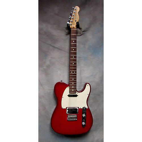 Fender Telecaster Plus Crimson Red Burst Solid Body Electric Guitar-thumbnail