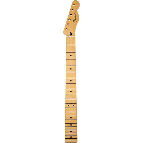 Fender Telecaster Replacement Neck with Maple Fretboard