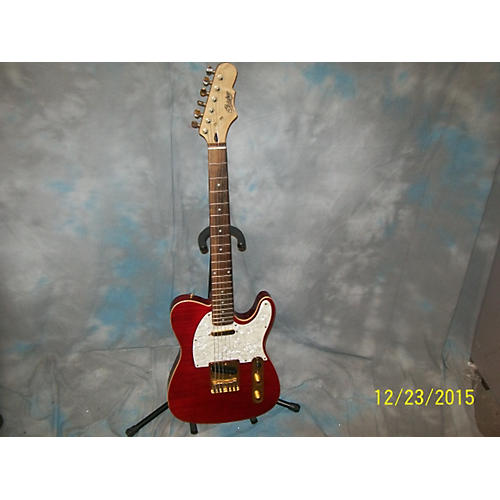 In Store Used Telecaster Solid Body Electric Guitar-thumbnail
