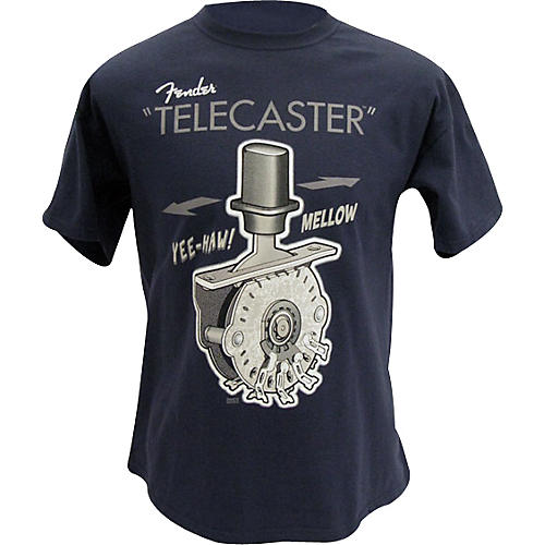 Fender Telecaster Switch T-Shirt