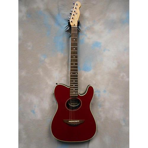 Fender Telecoustic Acoustic Electric Guitar-thumbnail