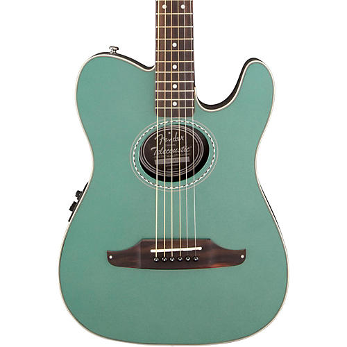 Fender Telecoustic Plus Acoustic-Electric Guitar-thumbnail