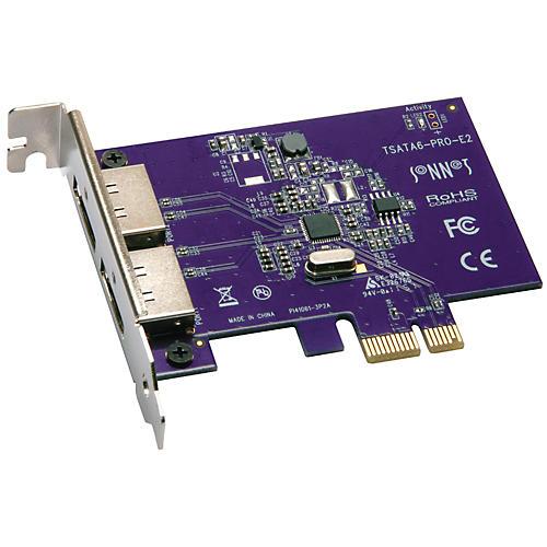 Sonnet Tempo SATA Pro 6Gb PCIe 2.0 - 2-Port eSATA Host Controller Card-thumbnail