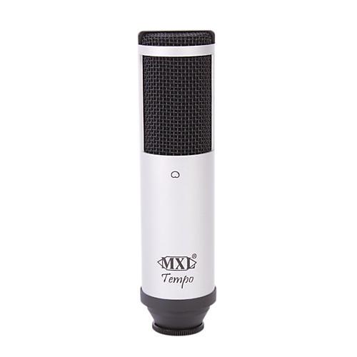 MXL Tempo USB Condenser Microphone Silver/Black Grill