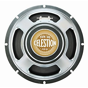 Celestion Ten 30 10 inch 30 Watt Guitar Speaker by Celestion