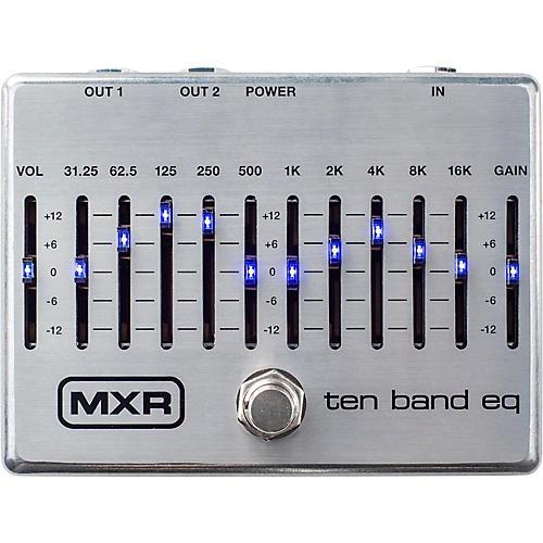 MXR Ten Band EQ Pedal-thumbnail