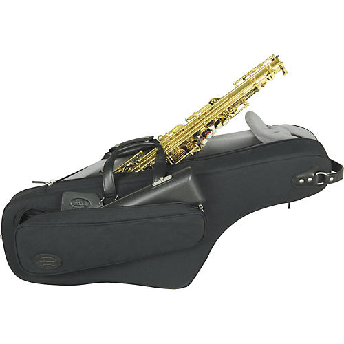 Reunion Blues Tenor Saxophone Bag with Flute Pocket