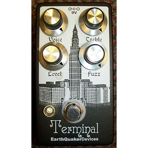 Earthquaker Devices Terminal Fuzz Effect Pedal-thumbnail