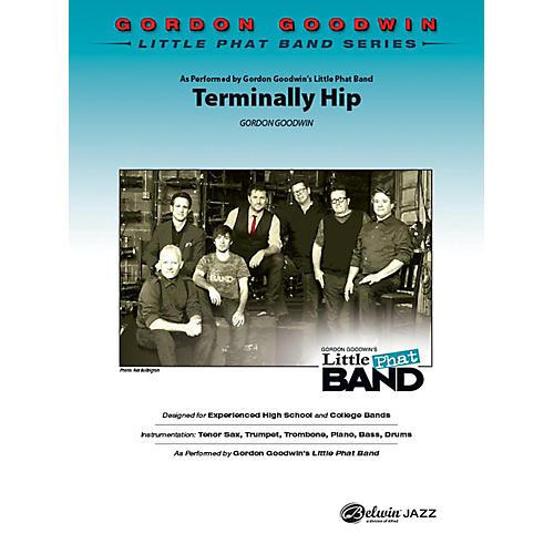 Alfred Terminally Hip Jazz Band Grade 3.5 Set-thumbnail