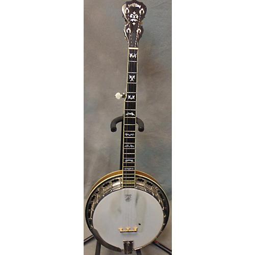 used deering terry baucom banjo guitar center. Black Bedroom Furniture Sets. Home Design Ideas