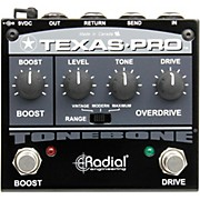Radial Engineering Texas-Pro Overdrive and Boost Pedal