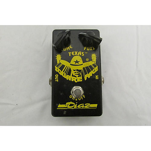 Diaz Texas Square Face Effect Pedal